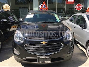 Foto venta Auto usado Chevrolet Equinox LS (2017) color Negro precio $295,000