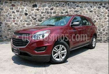 Foto venta Auto usado Chevrolet Equinox LS (2016) color Rojo precio $250,000