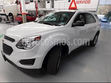 Foto venta Auto usado Chevrolet Equinox LS (2017) color Blanco precio $290,000