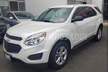 Foto venta Auto usado Chevrolet Equinox LS (2016) color Blanco precio $250,000