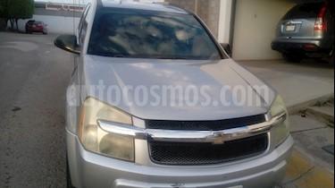 Foto venta Auto usado Chevrolet Equinox LS (2005) color Plata precio $55,000
