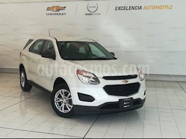 Foto venta Auto usado Chevrolet Equinox LS (2017) color Blanco Alpine precio $299,000