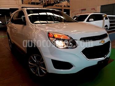 Foto venta Auto usado Chevrolet Equinox LS (2017) color Blanco precio $285,000