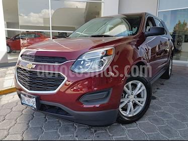Foto Chevrolet Equinox LS usado (2017) color Rojo Cerezo precio $279,000