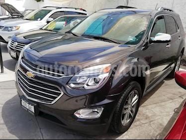 Foto venta Auto usado Chevrolet Equinox LS (2016) color Negro precio $305,000