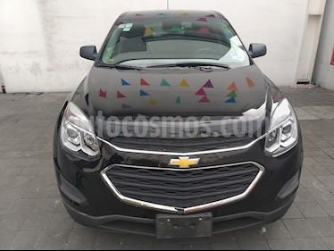 Foto venta Auto usado Chevrolet Equinox LS (2017) color Negro precio $285,000