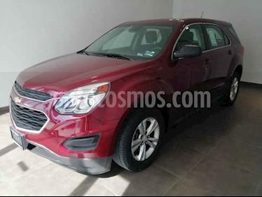 Foto venta Auto usado Chevrolet Equinox LS (2016) color Rojo precio $235,000
