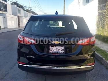 Foto venta Auto usado Chevrolet Equinox LS (2018) color Negro precio $345,900
