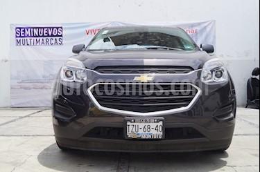 Foto venta Auto usado Chevrolet Equinox LS (2016) color Negro precio $260,000