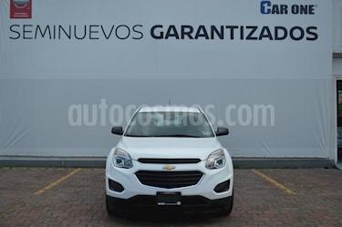 Foto Chevrolet Equinox LS usado (2017) color Blanco