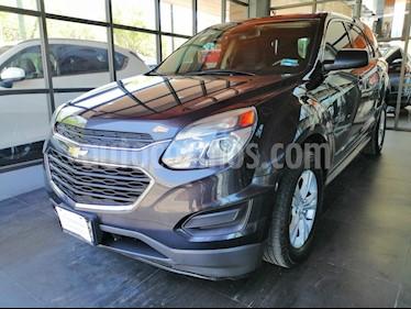 Foto venta Auto usado Chevrolet Equinox LS (2016) color Negro precio $229,000