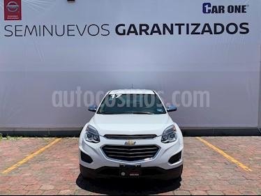 Foto venta Auto usado Chevrolet Equinox LS (2017) color Blanco precio $254,900