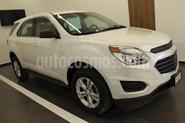 Foto venta Auto usado Chevrolet Equinox LS (2016) color Blanco precio $249,000