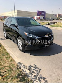 Chevrolet Equinox LT Paq. B usado (2018) color Negro precio $339,000