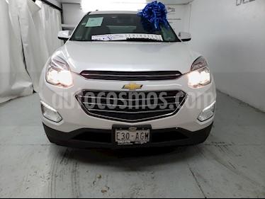 Foto venta Auto usado Chevrolet Equinox LT Paq. B (2016) color Blanco Perla precio $280,000