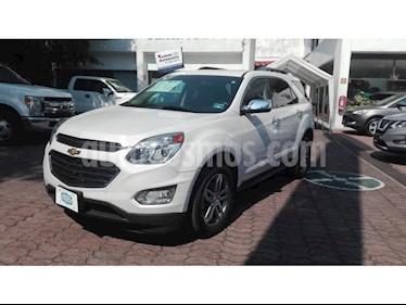 Foto venta Auto usado Chevrolet Equinox LT Paq. B (2016) color Blanco precio $295,000