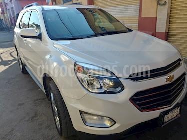 Foto Chevrolet Equinox LT Paq. B usado (2016) color Blanco precio $280,000