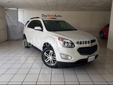 Foto venta Auto usado Chevrolet Equinox LT Paq. B (2017) color Blanco precio $304,900