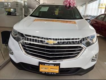Foto venta Auto usado Chevrolet Equinox LT Paq. C (2018) color Blanco precio $520,000