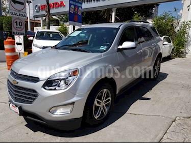 Chevrolet Equinox LT usado (2017) color Plata precio $318,000
