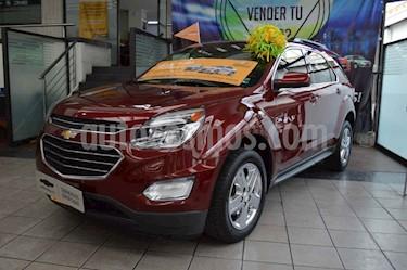 Foto venta Auto usado Chevrolet Equinox LT (2016) color Rojo precio $254,000
