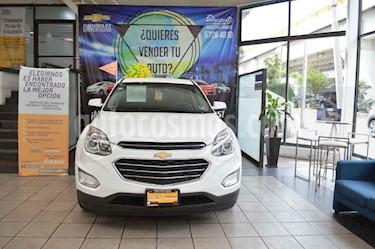 Foto venta Auto usado Chevrolet Equinox LT (2016) color Blanco precio $275,000