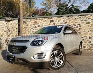 Foto venta Auto usado Chevrolet Equinox LT (2017) color Plata precio $299,000