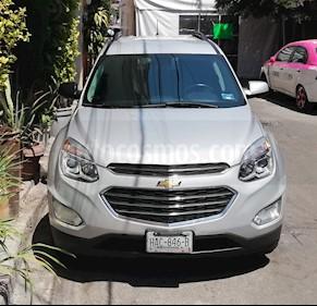 Foto venta Auto usado Chevrolet Equinox LT (2016) color Plata precio $250,000