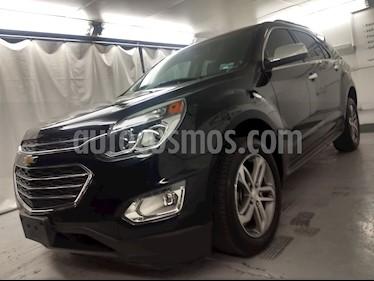 Foto venta Auto usado Chevrolet Equinox LT (2016) color Negro precio $289,000