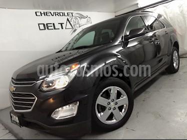 Foto venta Auto usado Chevrolet Equinox LT (2016) color Gris Carbono precio $264,000