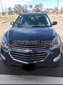Foto venta Auto usado Chevrolet Equinox LT (2017) color Gris Carbono precio $305,000