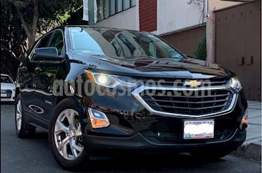 Chevrolet Equinox LT usado (2018) color Negro precio $370,000