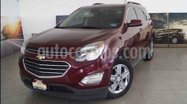 Foto venta Auto usado Chevrolet Equinox LT (2016) color Rojo precio $249,000