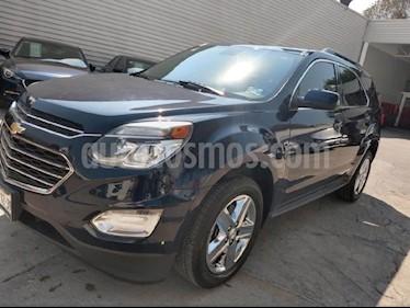 Foto venta Auto usado Chevrolet Equinox LT (2016) color Gris precio $290,000