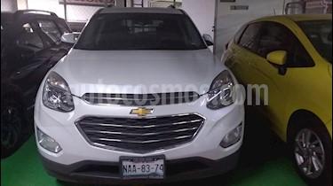 Foto Chevrolet Equinox LT usado (2017) color Blanco precio $255,000