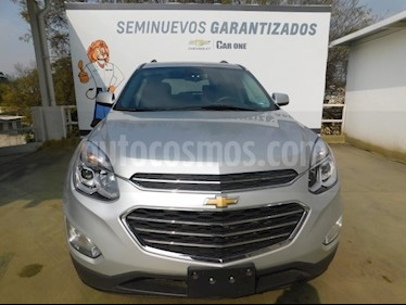 Foto venta Auto usado Chevrolet Equinox LT (2017) color Plata precio $355,000