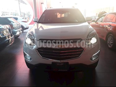 Foto venta Auto usado Chevrolet Equinox LT (2016) color Blanco precio $269,000