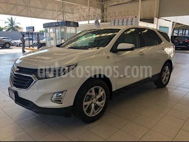 Foto venta Auto usado Chevrolet Equinox LT (2018) color Blanco precio $350,000