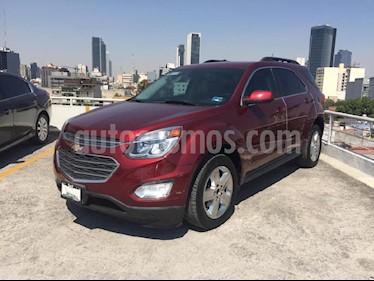 Foto venta Auto usado Chevrolet Equinox LT (2016) color Rojo precio $265,000