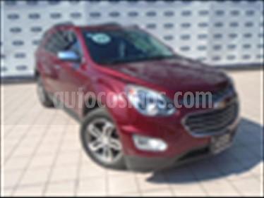 Foto venta Auto usado Chevrolet Equinox LTZ L4/2.4 AUT (2016) color Rojo precio $315,000