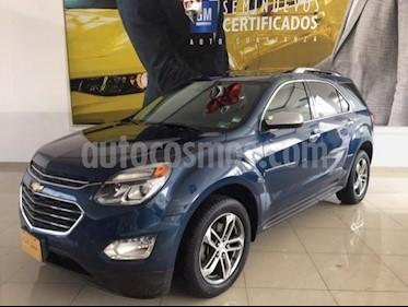 Foto venta Auto usado Chevrolet Equinox LTZ (2017) color Azul precio $349,000