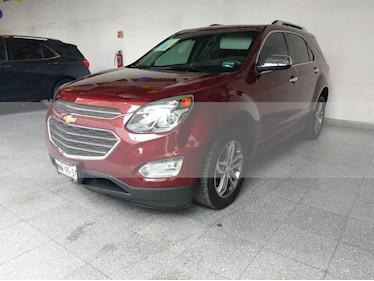 Foto venta Auto usado Chevrolet Equinox LTZ (2016) color Rojo precio $329,000