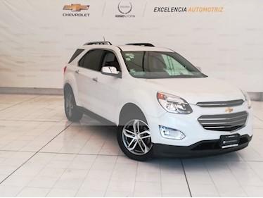 Foto venta Auto usado Chevrolet Equinox LTZ (2016) color Blanco precio $279,000