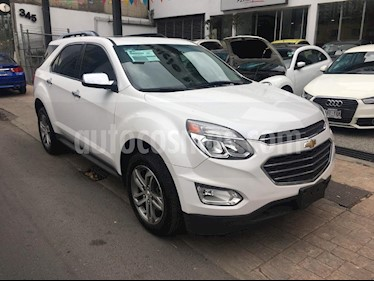 Foto venta Auto usado Chevrolet Equinox LTZ (2016) color Blanco precio $289,000