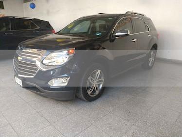 Foto venta Auto usado Chevrolet Equinox LTZ (2017) color Azul precio $365,000