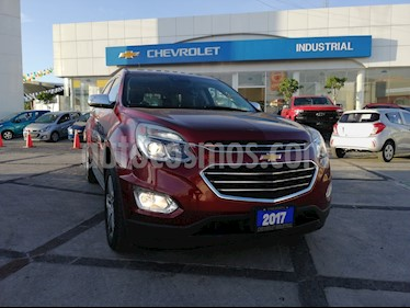 Foto venta Auto usado Chevrolet Equinox LTZ (2017) color Rojo precio $349,000
