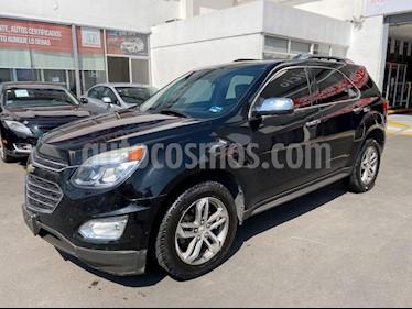 Chevrolet Equinox LTZ usado (2016) color Negro precio $285,000