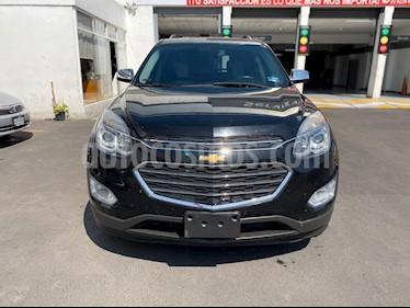 Foto venta Auto usado Chevrolet Equinox LTZ (2016) color Negro precio $295,000