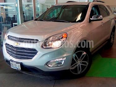 Foto venta Auto Seminuevo Chevrolet Equinox LTZ (2017) color Plata precio $353,000