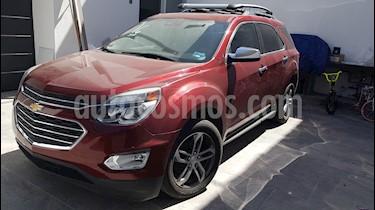 Foto venta Auto usado Chevrolet Equinox LTZ (2016) color Rojo precio $300,000